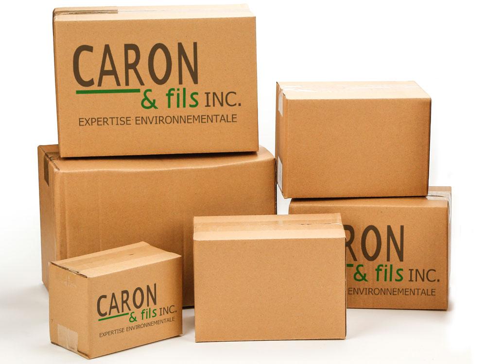 Déménagement de Caron & Fils